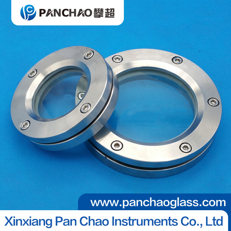 316L Sanitary Stainless Steel Round Flange