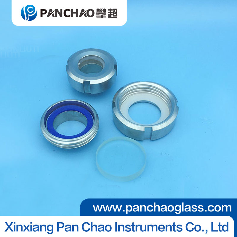 Stainless steel pipe fitting flange sight g